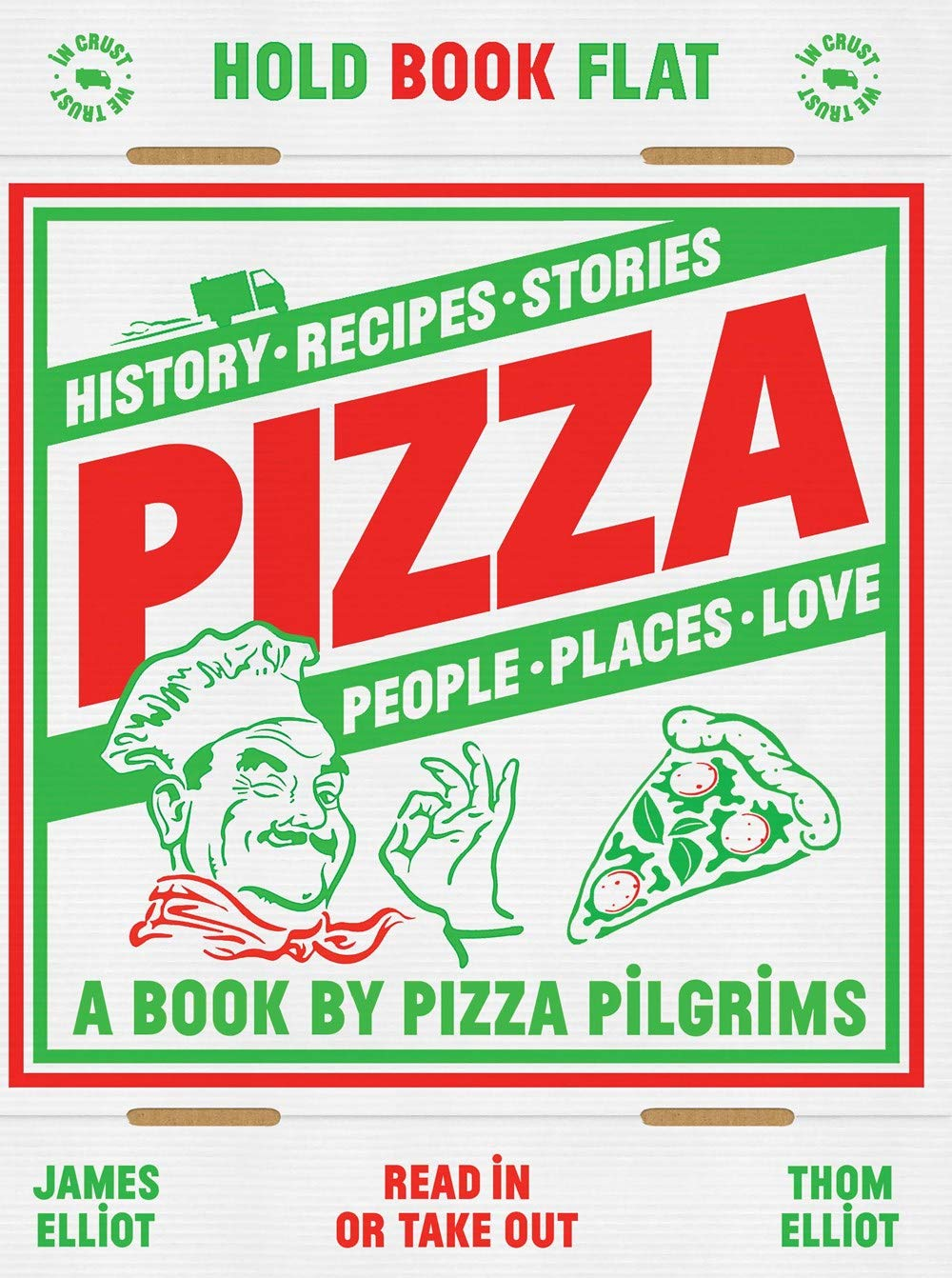 Pizza by Pizza Pilgrims