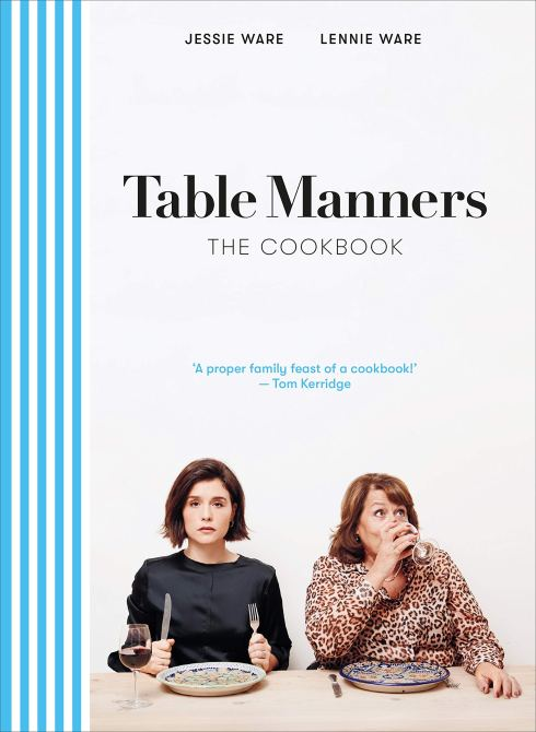 Cover of Table Manners by Jessie Ware and Lennie Ware