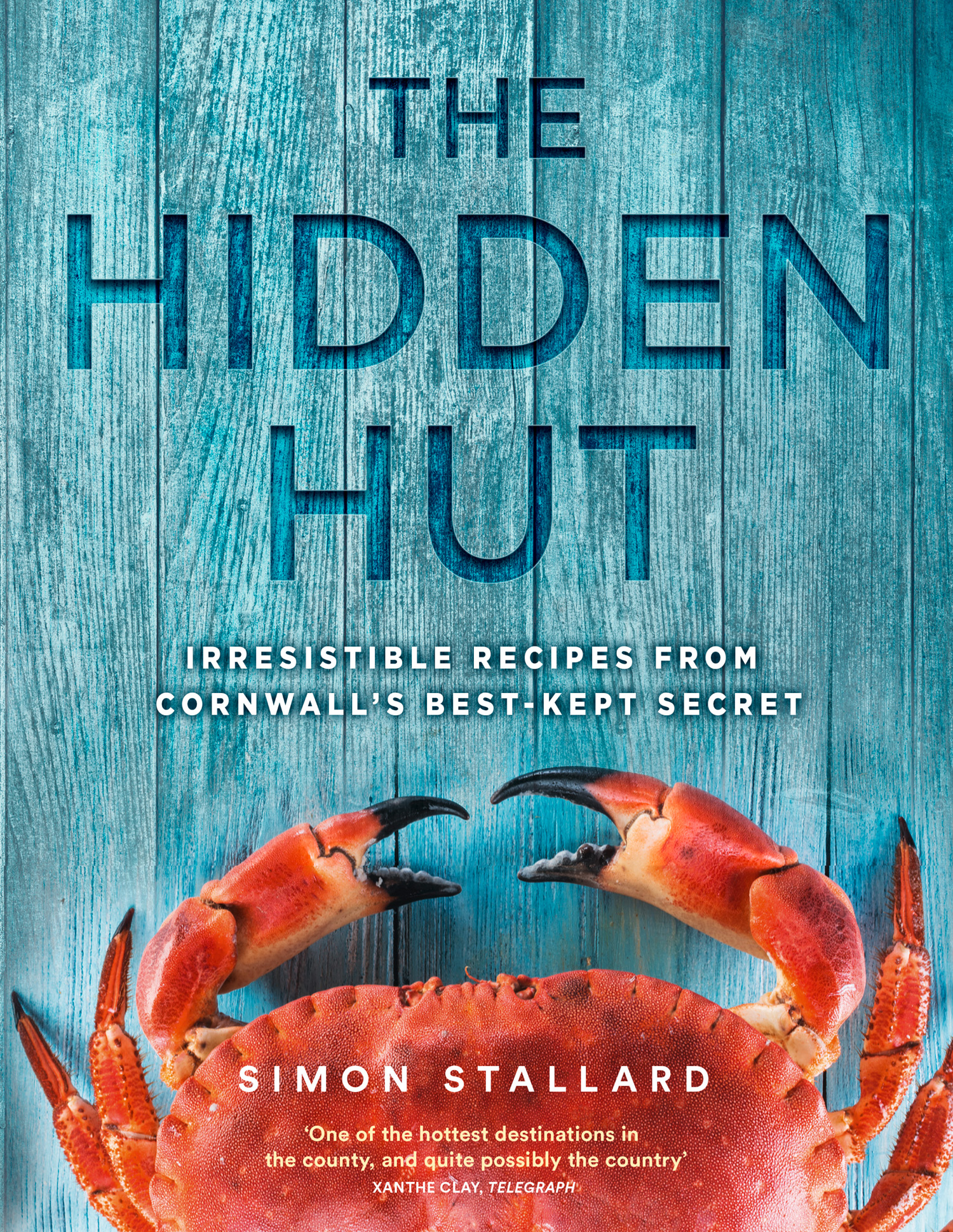 The Hidden Hut jacket
