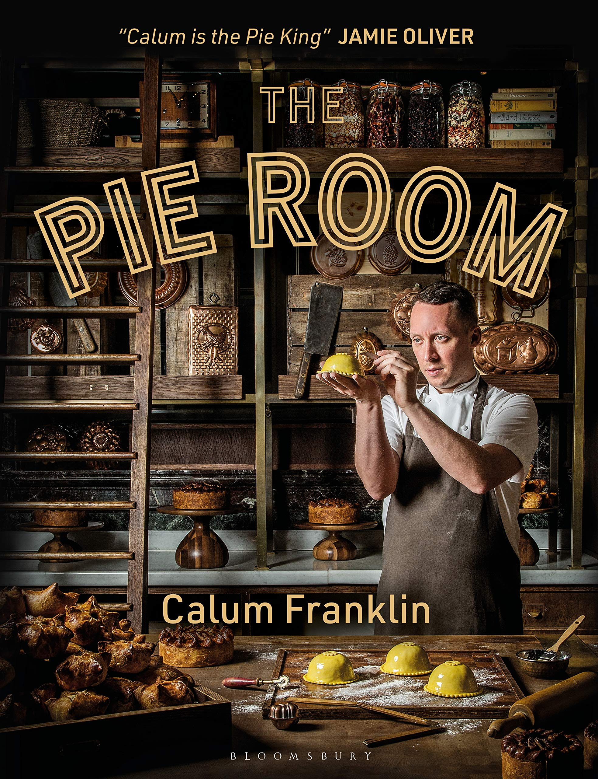 The Pie Room by Calum Franklin