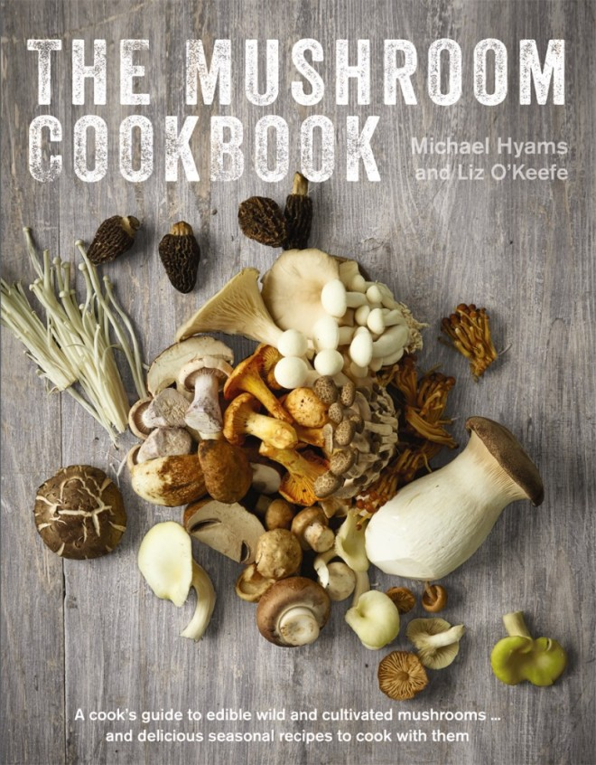The Mushroom Cookbook cover