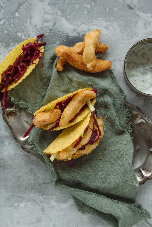 Fish goujons tacos Tom Kitchin Fish & Shellfish-898