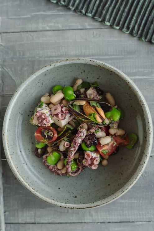 Octopus salad528