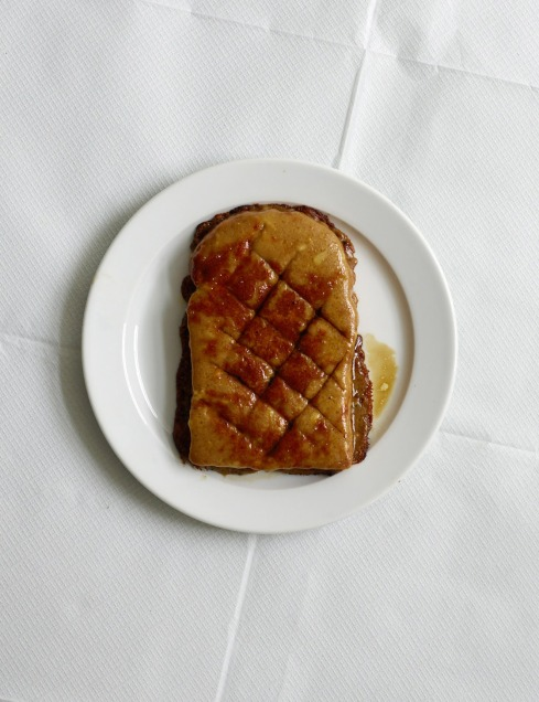 Welsh Rarebit - photo credit Jason Lowe
