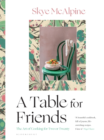 A Table for Friends cover